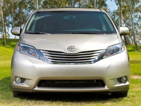 2015 Toyota Sienna for sale at PHIL SMITH AUTOMOTIVE GROUP - Toyota Kia of Vero Beach in Vero Beach FL