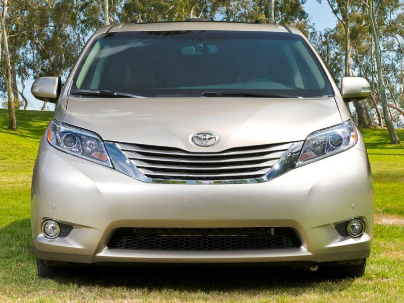 2015 Toyota Sienna for sale at MIDWAY CHRYSLER DODGE JEEP RAM in Kearney NE