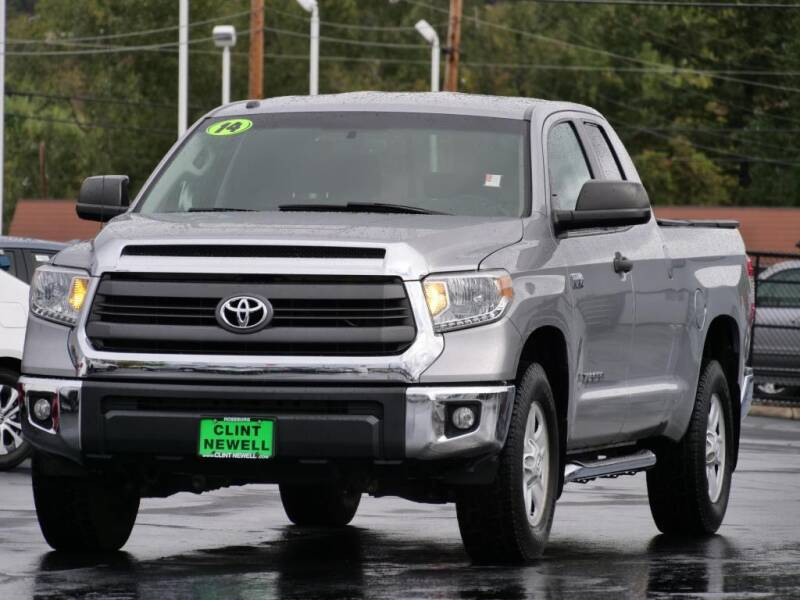 2014 Toyota Tundra for sale at CLINT NEWELL USED CARS in Roseburg OR