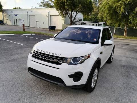 2017 Land Rover Discovery Sport for sale at Best Price Car Dealer in Hallandale Beach FL