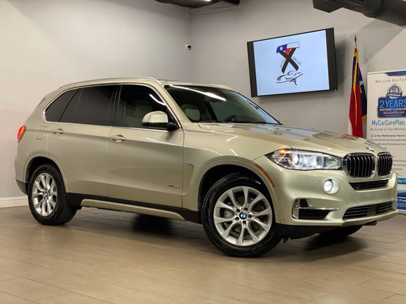 2014 BMW X5 for sale at TX Auto Group in Houston TX