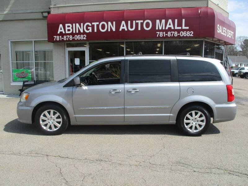 2013 Chrysler Town and Country for sale at Abington Auto Mall LLC in Abington MA