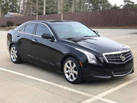 2013 Cadillac ATS for sale at Two Brothers Auto Sales in Loganville GA