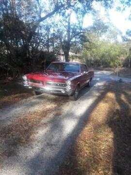 1965 Pontiac GTO for sale at Classic Car Deals in Cadillac MI