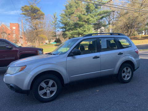 2010 Subaru Forester for sale at Trax Auto II in Broadway VA