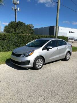 2016 Kia Rio for sale at GERMANY TECH in Boca Raton FL