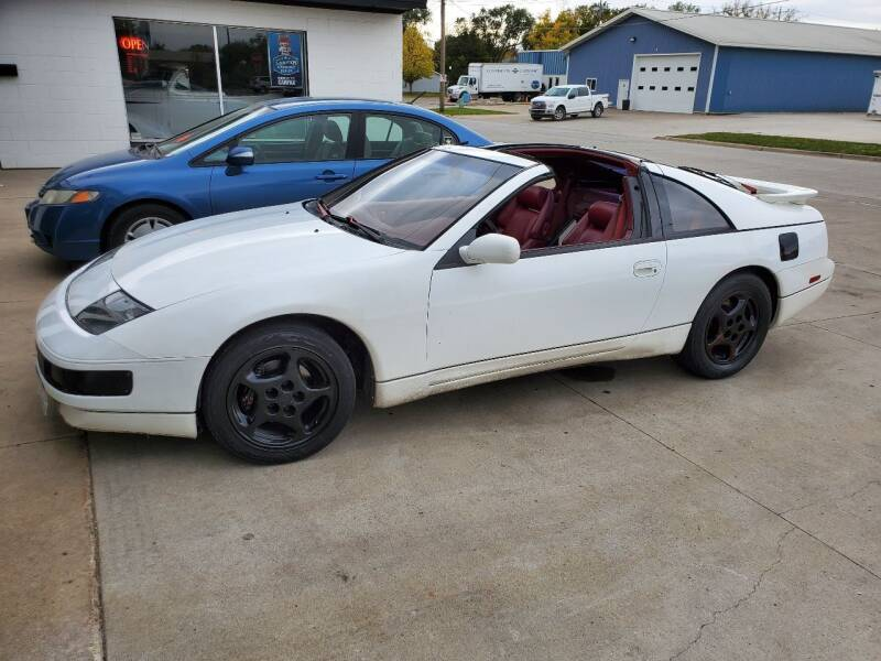1990 Nissan 300ZX for sale at GOOD NEWS AUTO SALES in Fargo ND