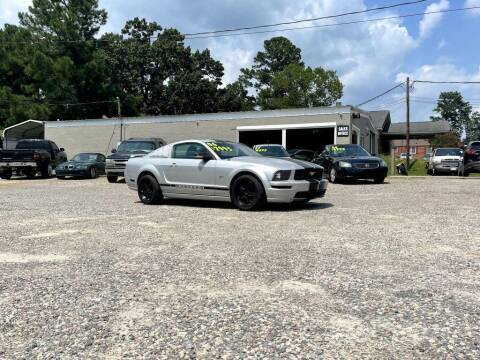 2006 Ford Mustang for sale at Barrett Auto Sales in North Augusta SC