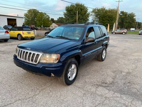 2004 Jeep Grand Cherokee for sale at US5 Auto Sales in Shippensburg PA
