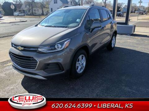 2021 Chevrolet Trax for sale at Lewis Chevrolet Buick Cadillac of Liberal in Liberal KS