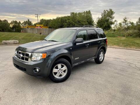 2008 Ford Escape for sale at 5K Autos LLC in Roselle IL