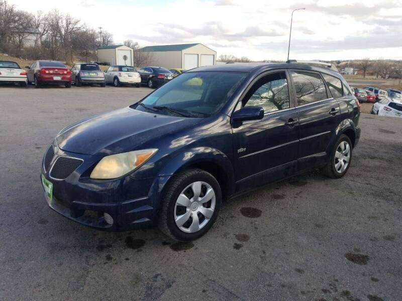 2005 Pontiac Vibe for sale at Independent Auto in Belle Fourche SD