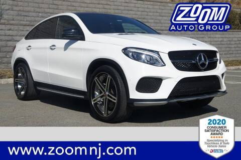 2018 Mercedes-Benz GLE for sale at Zoom Auto Group in Parsippany NJ
