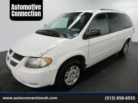 2005 Dodge Grand Caravan for sale at Automotive Connection in Fairfield OH