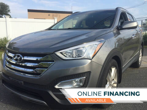 2013 Hyundai Santa Fe Sport for sale at New Jersey Auto Wholesale Outlet in Union Beach NJ