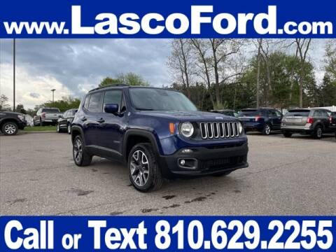 2017 Jeep Renegade for sale at Lasco of Grand Blanc in Grand Blanc MI