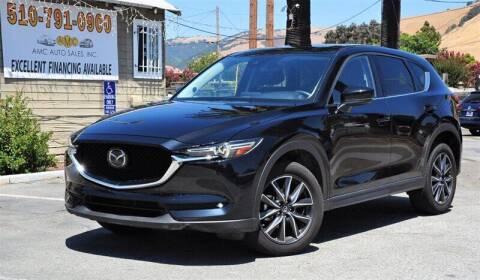 2017 Mazda CX-5 for sale at AMC Auto Sales, Inc. in Fremont CA