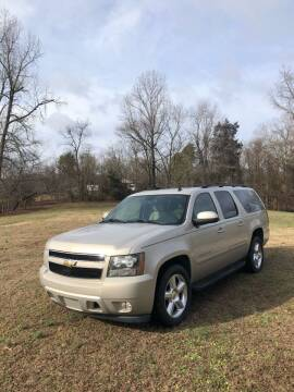 2007 Chevrolet Suburban for sale at Gregs Auto Sales in Batesville AR