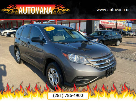 2014 Honda CR-V for sale at AutoVana in Humble TX