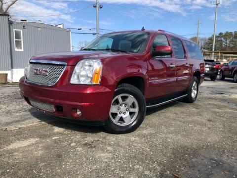 2008 GMC Yukon XL for sale at Atlas Auto Sales in Smyrna GA