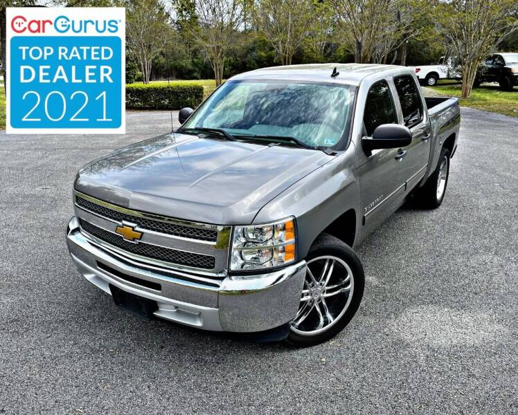 2013 Chevrolet Silverado 1500 for sale at Brothers Auto Sales of Conway in Conway SC