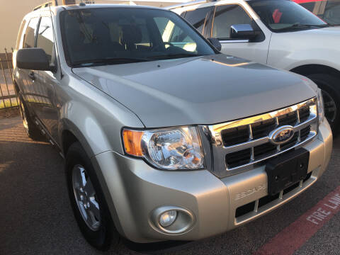 2012 Ford Escape for sale at Auto Access in Irving TX