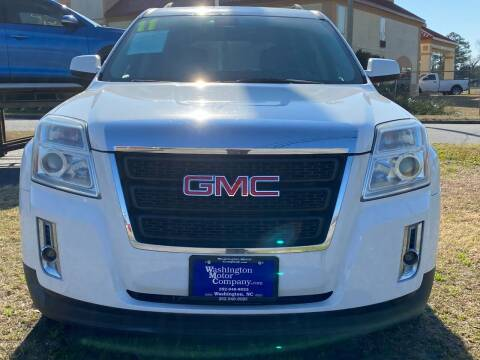 2011 GMC Terrain for sale at East Carolina Auto Exchange in Greenville NC