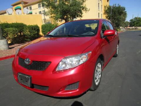 2010 Toyota Corolla for sale at PRESTIGE AUTO SALES GROUP INC in Stevenson Ranch CA