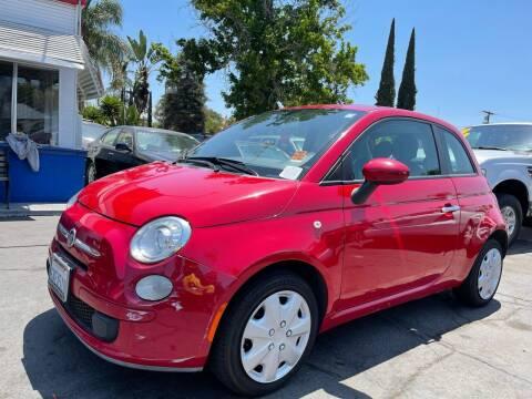 2012 FIAT 500 for sale at 3K Auto in Escondido CA