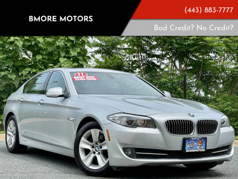 2011 BMW 5 Series for sale at Bmore Motors in Baltimore MD
