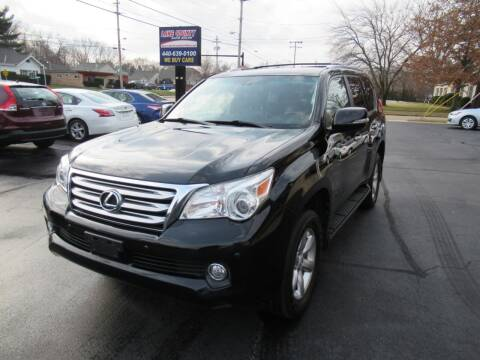 2010 Lexus GX 460 for sale at Lake County Auto Sales in Painesville OH