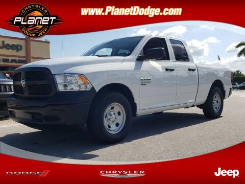 2019 RAM Ram Pickup 1500 Classic for sale at PLANET DODGE CHRYSLER JEEP in Miami FL