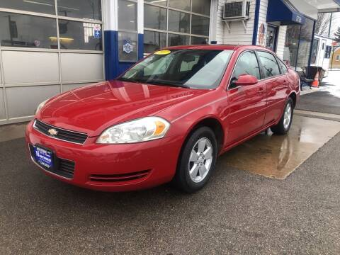 2007 Chevrolet Impala for sale at Jack E. Stewart's Northwest Auto Sales, Inc. in Chicago IL