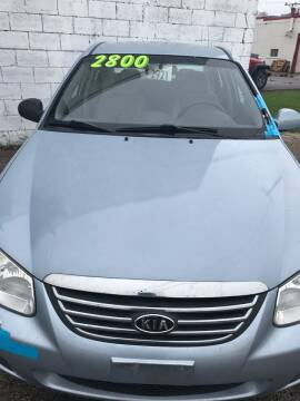 2008 Kia Spectra for sale at Square Business Automotive in Milwaukee WI