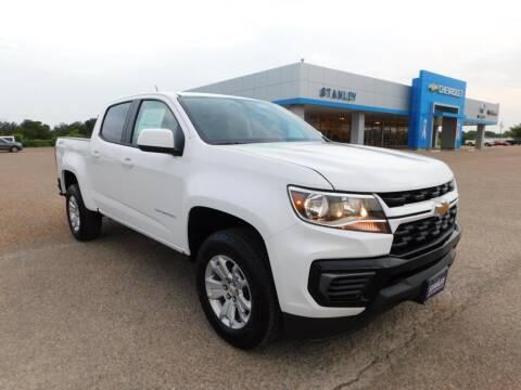 2021 Chevrolet Colorado for sale at Stanley Chrysler Dodge Jeep Ram Gatesville in Gatesville TX