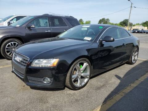2011 Audi A5 for sale at Auto Import Specialist LLC in South Bend IN