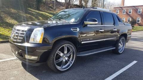 2008 Cadillac Escalade EXT for sale at Thompson Auto Sales Inc in Knoxville TN