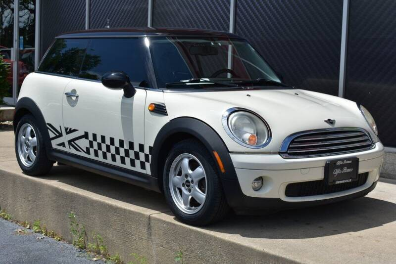 2009 MINI Cooper for sale at Alfa Romeo & Fiat of Strongsville in Strongsville OH