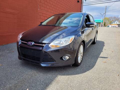 2012 Ford Focus for sale at J & T Auto Sales in Warwick RI