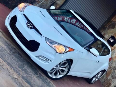 2012 Hyundai Veloster for sale at Atlanta Prestige Motors in Decatur GA