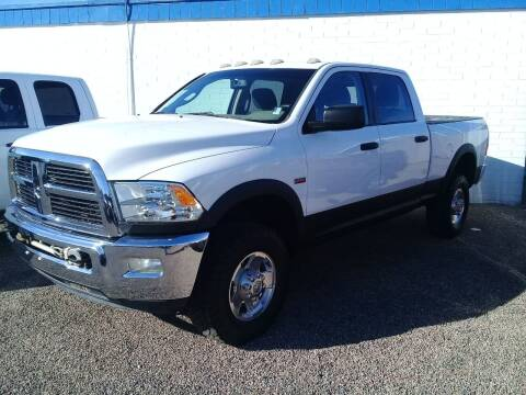 2011 RAM Ram Pickup 2500 for sale at 1ST AUTO & MARINE in Apache Junction AZ