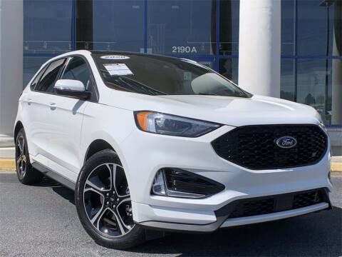 2020 Ford Edge for sale at Capital Cadillac of Atlanta in Smyrna GA