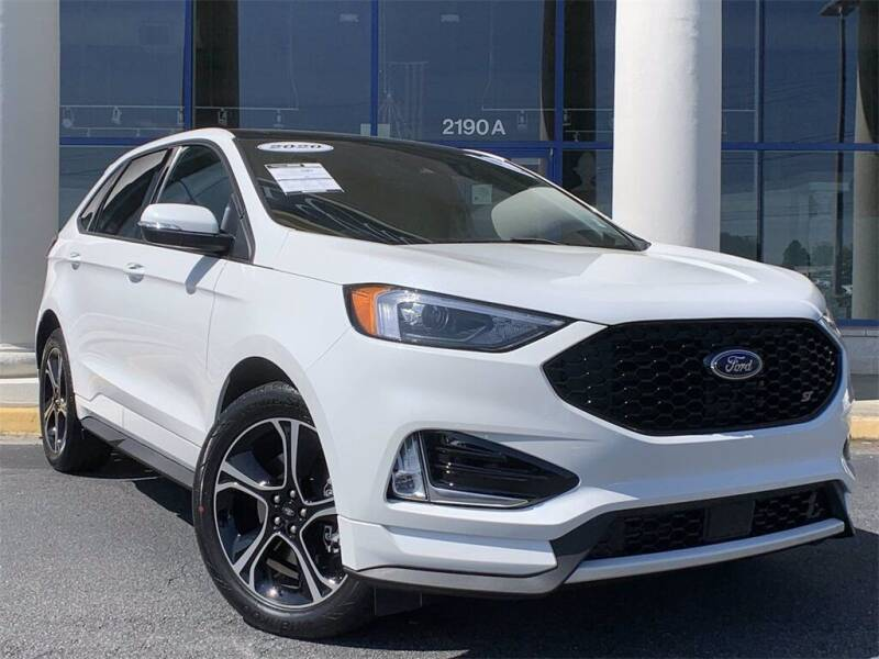 2020 Ford Edge for sale at Capital Cadillac of Atlanta in Smyrna GA