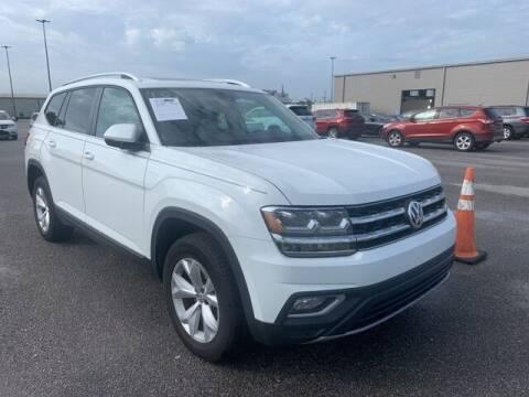 2018 Volkswagen Atlas for sale at Allen Turner Hyundai in Pensacola FL