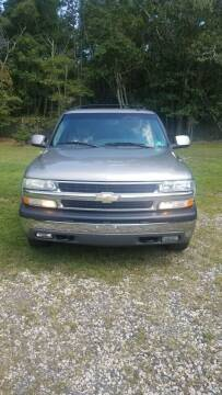 2003 Chevrolet Tahoe for sale at MIKE B CARS LTD in Hammonton NJ