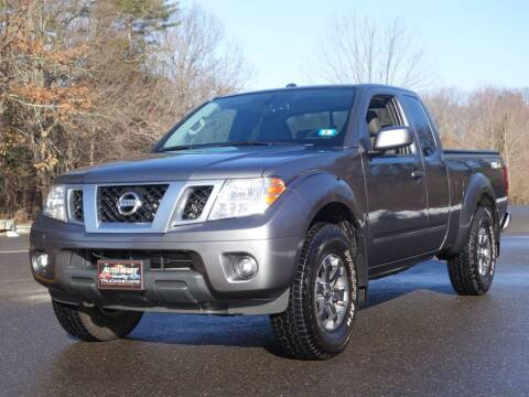 2016 Nissan Frontier for sale at Auto Mart in Derry NH
