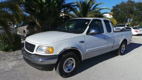2002 Ford F-150 for sale at Southwest Florida Auto in Fort Myers FL