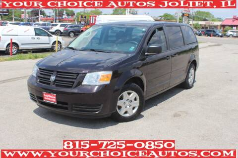 2010 Dodge Grand Caravan for sale at Your Choice Autos - Joliet in Joliet IL