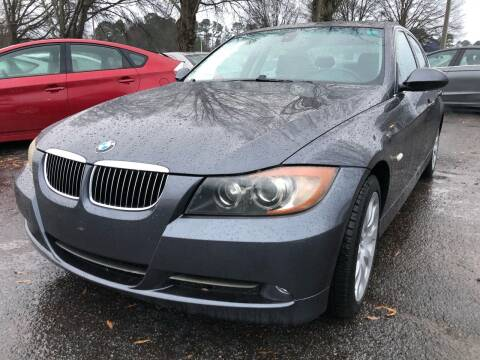 2006 BMW 3 Series for sale at Atlantic Auto Sales in Garner NC