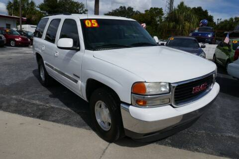 2005 GMC Yukon for sale at J Linn Motors in Clearwater FL